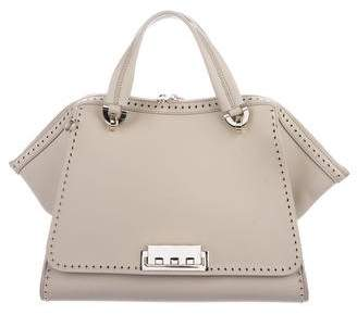 Zac Posen Leather Eartha Satchel
