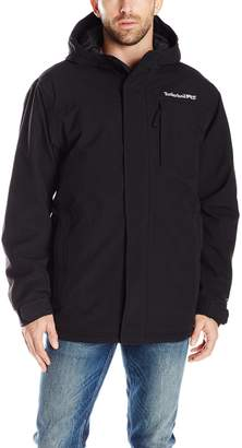 Timberland Men's Split System Waterproof Insulated Jacket