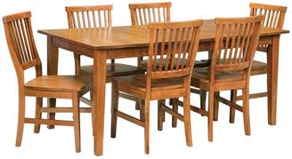 Home Styles Arts & Crafts 7-pc. Dining Set