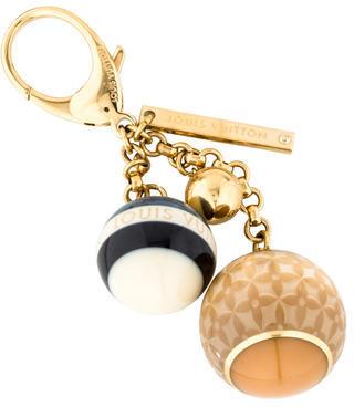 Louis VuittonLouis Vuitton Mini Lin Bag Charm