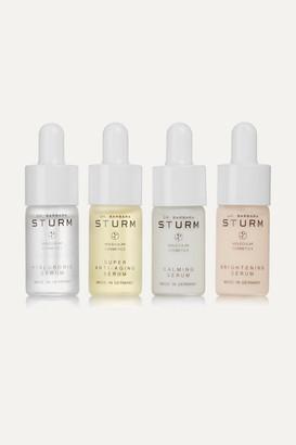 Dr. Barbara Sturm - Serum Discovery Set, 4 X 10ml - Colorless