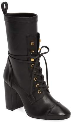 Stuart Weitzman Veruka Lace-Up Boot