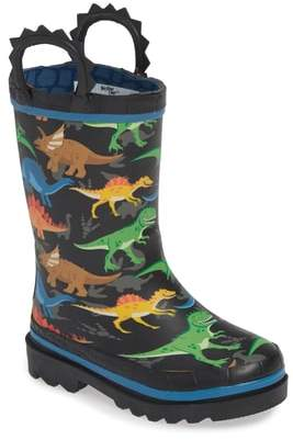 Western Chief Dino World Rain Boots