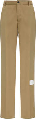Thom Browne Cotton-Twill Chino Trousers