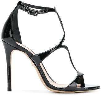 Schutz laser cut sandals