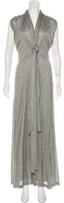 Sophia Kokosalaki Silk Maxi Dress