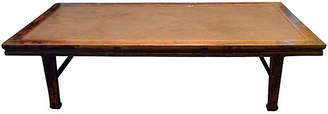 One Kings Lane Vintage Antique Coffee Table - FEA Home