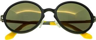 Breed Corvus Gunmetal Aluminium Sunglasses w/ Polarized Lense