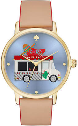 Taco truck metro grand watch $195 thestylecure.com