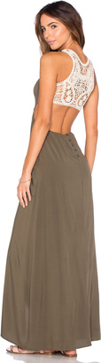 LSPACE Daybreak Maxi Dress $149 thestylecure.com