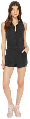 RVCA Hitched Romper Women's Shorts