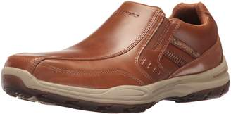 8778f5625ed Skechers Brown Slip Ons   Loafers For Men - ShopStyle Canada