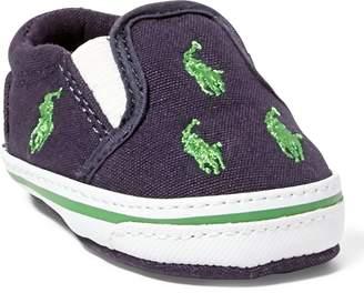 Ralph Lauren Allover Pony Slip-On