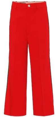 Gucci Wide-leg pants