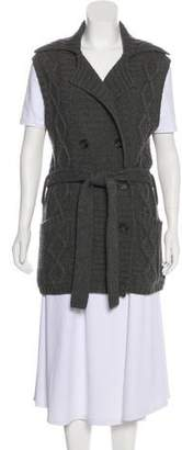 Joie Cable Knit Vest