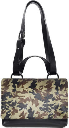 Stuudio Nahk Daria Camo Leather Bag