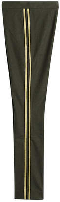 Tommy Hilfiger Straight Leg Pants with Wool