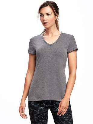 Old Navy Lightweight V-Neck Performance Tee for Women