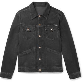 Tom Ford Stretch-Cotton Corduroy Jacket