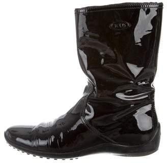 Tod's Mid-Calf Rain Boots