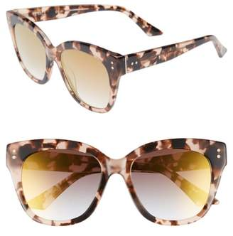 Chelsea28 See Saw 55mm Cat Eye Sunglasses