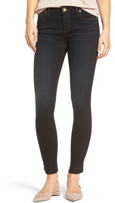 Women's Kut From The Kloth Connie Release Hem Skinny Jeans $89.50 thestylecure.com
