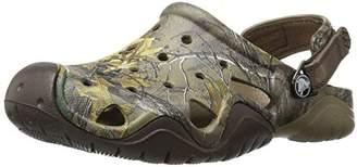 Crocs (クロックス) - [クロックス] スウィフトウォーター リアルツリー エクストラ クロッグ サンダル 203332 Walnut/Espresso M7(25.0cm)