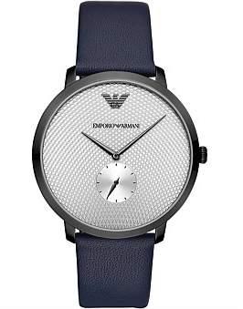 Emporio Armani Blue Analogue Watch