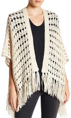 360 Cashmere Porsha Open Knit Cardigan $379.50 thestylecure.com