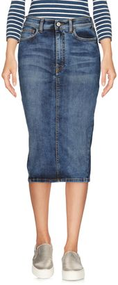 CYCLE Denim skirts $130 thestylecure.com