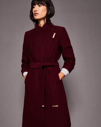 Ted Baker ZETEA Wool wrap coat