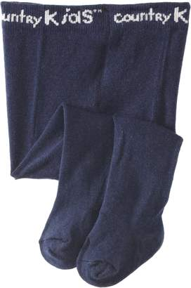 Country Kids Tights - Navy - 1- 3 Years / 86-99 cm