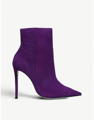 Carvela Spectacular suede heeled boots