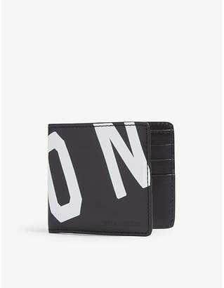 DSQUARED2 Acc Icon leather wallet