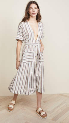 Free People Monday Midi Dress
