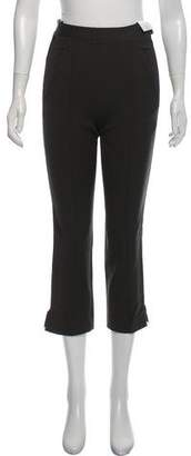 Nina Ricci High-Rise Cropped Pants w/ Tags