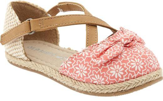 Old Navy Espadrille Sandals for Baby