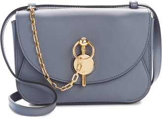 J.W.Anderson Mini Key Leather Crossbody Bag