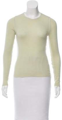 Brunello Cucinelli Long Sleeve Knit Top