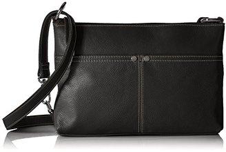 Tignanello Heritage E/W Rfid Protection Cross Body Bag $80.74 thestylecure.com