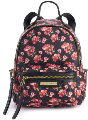 Juicy Couture Varsity Blooms Mini Backpack