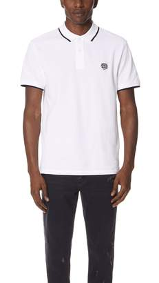 Kenzo Regular Fit Tiger Crest Polo