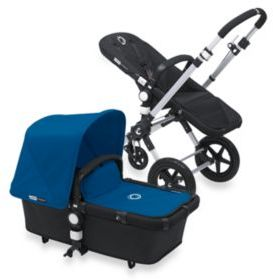 Bugaboo Bugaboo Cameleon3 Fabric Set in Royal Blue
