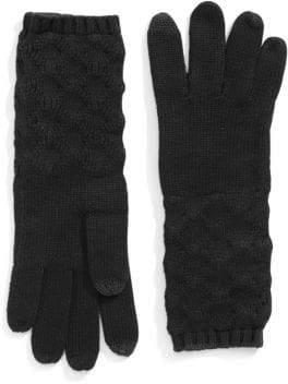 Echo Touch Pointelle Gloves