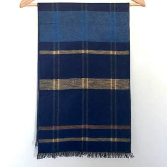 The Silk Boutique Adonis Woven Scarf In Selection Of Styles