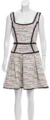 Milly Tweed Mini Dress