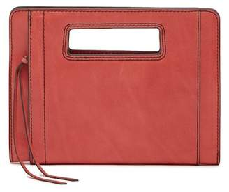 Hobo Ace Leather Clutch