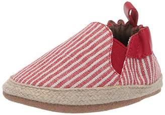 Robeez Girls' Slip On Soft Soles Crib Shoe
