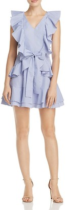 Alpha and Omega Sleeveless Ruffle Dress - 100% Exclusive $68 thestylecure.com