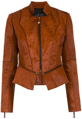 Tufi Duek leather jacket